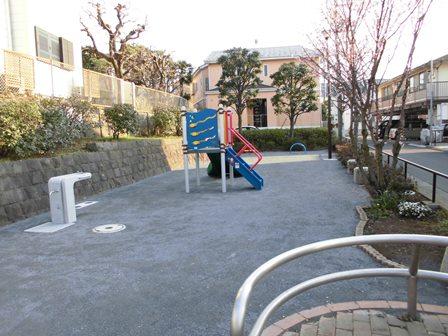 1, Hiyoshihoncho estacionan la fotografía