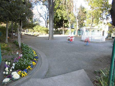 Ichinotsubo secundan la fotografía del Parque