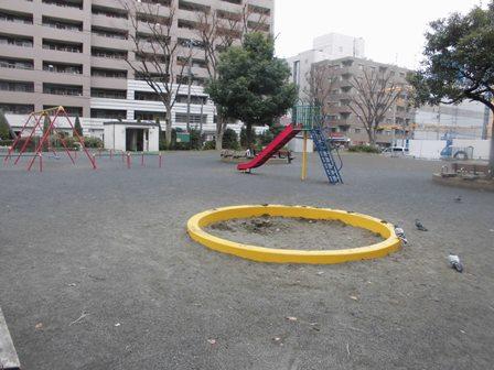 El parque mejor en Yokohama de la Espinilla