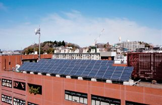 Generación de poder fotovoltaica