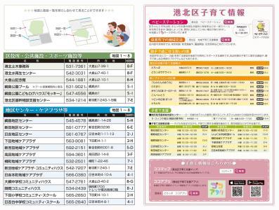 Facilidad guía 2, imagen de la Kohoku Pupilo niño cuidado información
