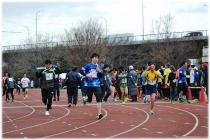 Image of Kohoku relay road race meeting