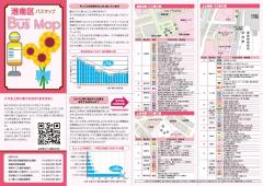 It is bus map information side