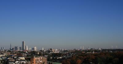 The view of Minato Mirai