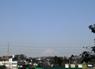 從下永谷1丁目看的富士山