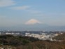 從日圓海山附近來看的富士山