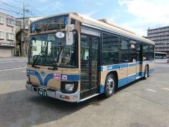 Appearance of municipal bus