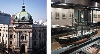Es una imagen del Kanagawa Prefectural Museo de Historia Cultural.