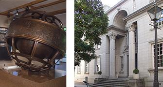 Es una imagen de los Archivos del Yokohama de Historia.