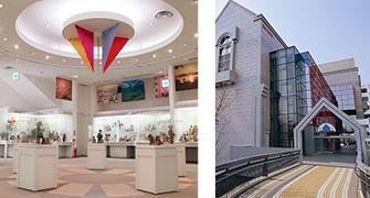 Es una imagen del Museo de Yokohama Muñeca.