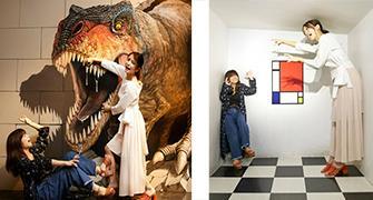 Es la imagen del El Yokohama el arte de Daisekai (Daska) Rick el museo.