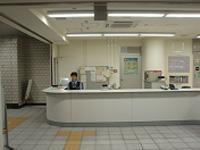 신요코하마역 고객님 서비스 센터