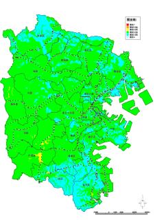 Image of Nankai Trough Earthquake Earthquake Map