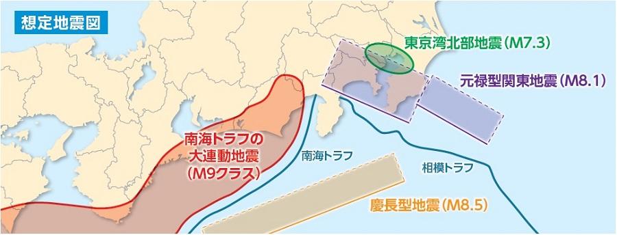 Figura de terremoto de la asunción