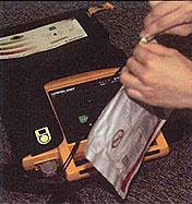 La fotografía que abre la almohadilla de LIFEPAK500