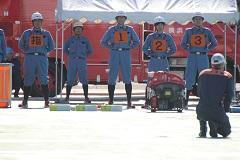 R1 요코하마시 소방 조작법 기술 훈련회 1