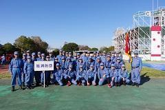 R1 요코하마시 소방 조작법 기술 훈련회 6