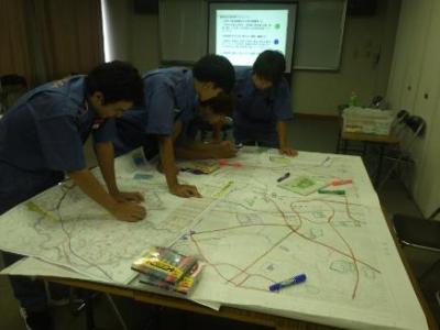 Image of digu training 2