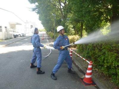 Image of drainage training