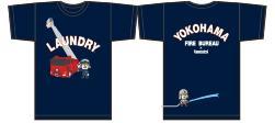 Navy T-shirt photo