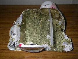 La situación de la explosión de la herramienta para el tipo del aerosol el fuego extinguiendo simple