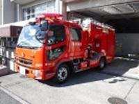 Imagen del Cuerpo de bomberos de Imajuku