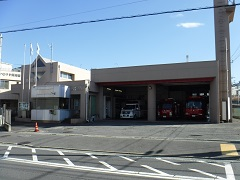 Imagen de la Minamihonjyuku firefighting sucursal