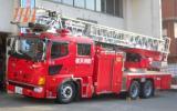 Imagen del Konan escalera de mano Cuerpo de bomberos