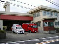 하쿠산 소방 출장소의 이미지