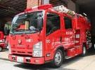 Image of the best fire brigade in inside