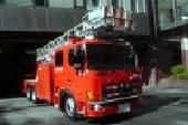 Image of the west ladder fire brigade