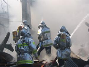 到介紹消防的頁的鏈接