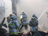 Fire extinguishing 3