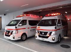 요코하마시 구급 워크스테이션의 배치 차량