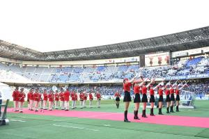 The 94th Emperor's trophy final all-Japan soccer championship