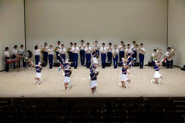 Periodical performance photograph