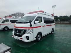 Image of high-standard ambulance