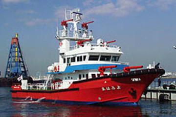 Image 1 of fireboat Yokohama