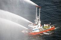 Image 3 of fireboat Yokohama