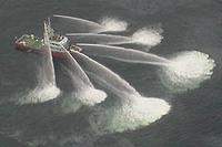 Image 4 of fireboat Yokohama