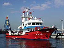We move to page of fireboat Yokohama.