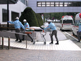 State to take the disabled from hospital attached to Fukushima Medical University to medical institution of outside the prefecture