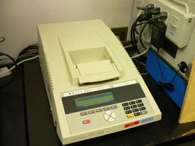 정성 PCR 장치의 사진