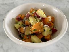 Marinade salad