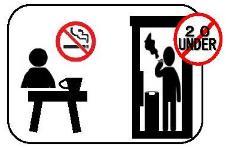 Cámara privada fumando