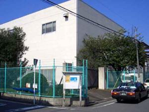 Shiota pumping station whole view