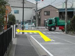 Photograph of around Ono-machi road