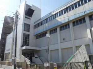 Photograph of Sakuragi pumping station