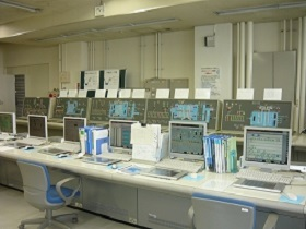 Central operation room