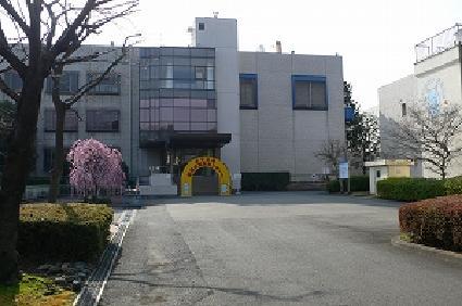 Tsuzuki water reproduction center whole view